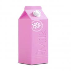 фото внешнего аккумулятор Exquis Milk Carton 10400 mAh фиолетовый