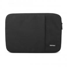 """фото товара Чехол-папка для Macbook Air/Pro 13"""" (2016) POFOKO Sleeve влагозащитный, черный"""