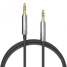 Аудиокабель Anker Premium Auxiliary, с AUX на 3.5 мм, 1.2 метра, чёрный, фото 1