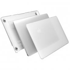 Чехол-накладка Novelty для Macbook 12 (глянцевый/прозрачный), фото 3