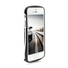Бампер Deff Cleave official version для iPhone 5, 5S и SE, чёрный, фото 1