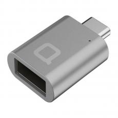 Фото Адаптер Nonda Mini USB-C to USB 3.0, серый космос
