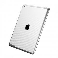 фото Защитная наклейка для iPad 2/iPad Air 2 SGP Skin Guard Set Series Carbon, белая