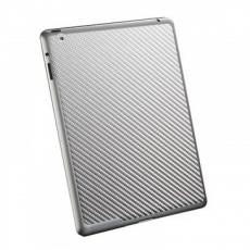 фото Защитная наклейка для iPad 2/Air 2 SGP Skin Guard Set Series Carbon, серая