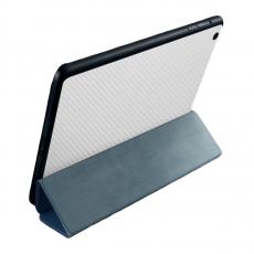 Защитная наклейка для iPad mini SGP Skin Guard Set Series Carbon, белая, фото 1