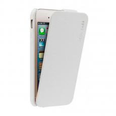 Фото чехла Jison Case Fashion Flip Case для iPhone 5, 5S и SE, белого