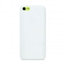 Чехол-накладка Melkco Air PP для iPhone 5/5s/SE, полиуретан, белый, фото 1
