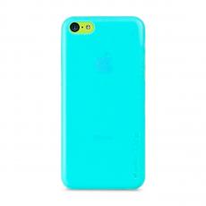 Чехол-накладка Melkco Air PP для iPhone 5/5s/SE, полиуретан, синий, фото 1
