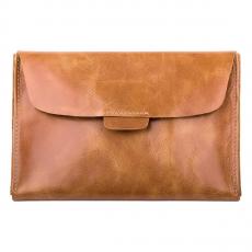 Фото чехла Dublon Leatherworks Envelope для iPad mini Retina/iPad mini, светло-коричневый