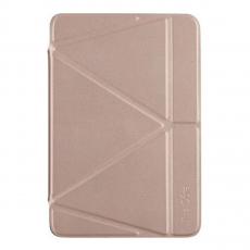 Фото чехла The Core Smart Case для iPad Mini 4, золотой