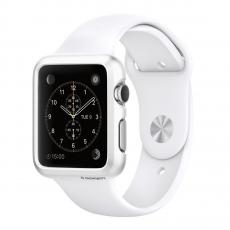 Клип-кейса SGP Spigen Thin Fit для Apple Watch (42mm), белый