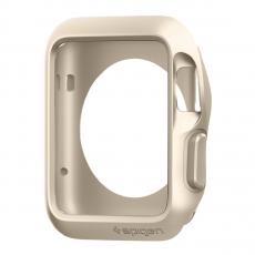 Чехол SGP Spigen Slim Armor для Apple Watch (42mm), золотой, фото 1