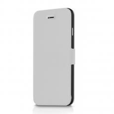 Чехол-книжка Itskins Zero FOLIO для iPhone 6/6s, поликарбонат / эко-кожа, белый, фото 1