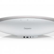 Акустическая система B&W Zeppelin Wireless, белый, фото 1