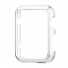 Клип-кейс Spigen для Apple Watch (42mm) Thin Fit, белый ( SGP11499), фото 2