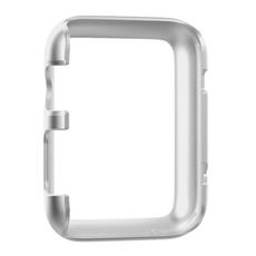 Клип-кейс SGP Spigen Thin Fit для Apple Watch (42mm), серебристый, фото 2