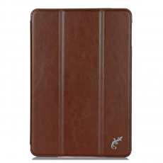 фото товара Чехол-книжка для iPad Pro 9.7 G-Case Slim Premium, коричневый