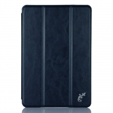 фото товара Чехол-книжка для iPad Pro 9.7 G-Case Slim Premium, тёмно-синий