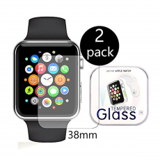 Защитное стекло Vmax Premium 0.20 mm для Apple Watch 38mm, фото 1