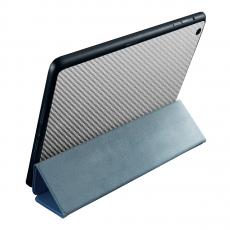 Защитная наклейка для iPad mini SGP Skin Guard Set Series Carbon, серая, фото 2
