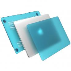 Чехол-накладка Novelty для Macbook 12 (голубой), фото 2