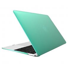 Чехол накладка пластиковая Novelty для Macbook 12, светло-зеленый