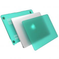 Чехол-накладка Novelty для Macbook 12 (светло-зеленый), фото 2