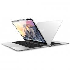 Чехол-накладка Novelty для Macbook 12 (матовый/прозрачный), фото 1