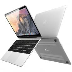 Чехол-накладка Novelty для Macbook 12 (матовый/прозрачный), фото 3