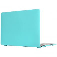 Чехол накладка пластиковая Novelty для Macbook 12, бирюзовый