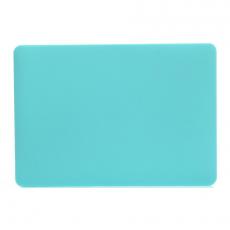 Чехол-накладка Novelty для Macbook 12 (бирюзовый), фото 1