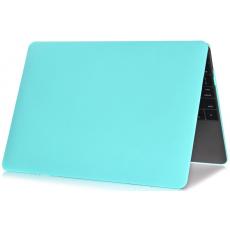 Чехол-накладка Novelty для Macbook 12 (бирюзовый), фото 3