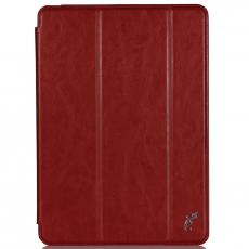 Чехол G-Case Slim Premium для iPad (2017), красный, GG-799
