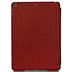 Чехол-книжка для iPad 2017 G-Case Slim Premium (красный), фото 1