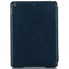 Чехол-книжка для iPad 2017 G-Case Slim Premium (темно-синий), фото 1
