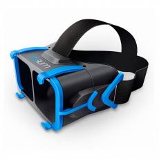 Мобильный шлем виртуальной реальности Fibrum PRO, черный, фото 2
