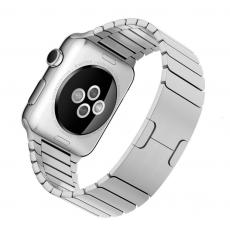 Фото стального браслета HOCO для Apple Watch, серебристого