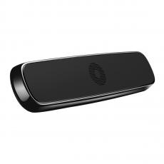Держатель для авто Baseus Double Clip, магнитный, чёрный, фото 2