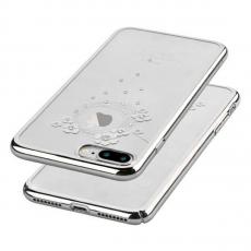 Чехол Devia Crystal Garland для iPhone 8 и 7 Plus, серебряный, фото 2