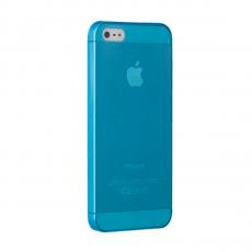 Накладка Ozaki iCoat 0.3 JELLY для iPhone 5.синий. OC533BU, фото 1