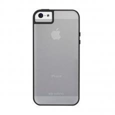 Чехол X-doria Scene для iPhone 5, 5S и SE, чёрный, фото 1