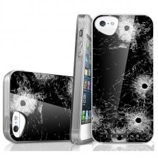 Чехол itSkins Phantom для iPhone 5,5S и SE, тёмно-коричневый, фото 1