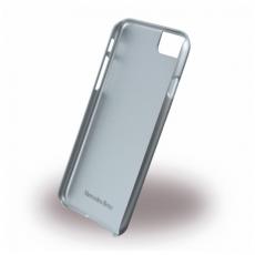 фото товара Чехол кожаный Mercedes Wave lll для iPhone 7, синий, MEHCP7CUSNA