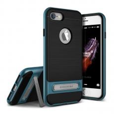 Чехол-накладка Verus High Pro Shield для iPhone 7/8, полиуретан / поликарбонат, чёрный / голубой, фото 1