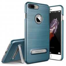 Чехол-накладка Verus High Pro Shield для iPhone 7/8 Plus, полиуретан / поликарбонат, синий, фото 1
