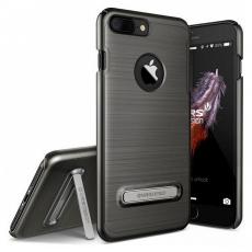 Чехол-накладка Verus Simpli Lite для iPhone 7/8 Plus, полиуретан / поликарбонат, чёрный, фото 1