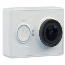 Экшн-камера Xiaomi Yi Action Camera Basic edition, белый