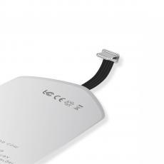 Переходник Baseus для беспроводной зарядки QI wireless charging receiver Apple