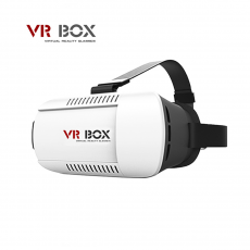 "VR BOX Virtual Reality 3D Glasses for 4.7""-6.0"" Smartphones, with Bluetooth Remote Control"
