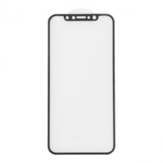 Защитное стекло Goldspin 3D для iPhone X, 0.3mm, черный, GS-3D-IPX-B